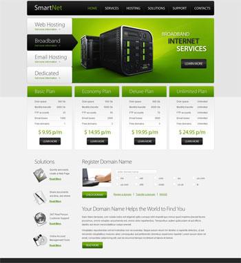 Plantillas gratis de Hosting | Plantillas web gratis de Hosting