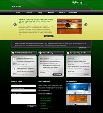 Dise Os De Paginas Web Gratis Para Descargar Casa Dise O